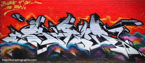 Font Graffiti