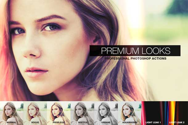 Premium-looks