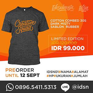 Creative Squad Tshirt